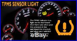 Tire Pressure Sensor Replacement (TPMS) Set of 4 For 2006 Lexus GS300