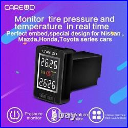 Toyota Prado TPMS Tyre Pressure Monitoring System. External Sensors Toyota