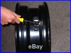 -Tyre Pressure Monitoring System Car Caravan TPMS 8 Internal Tire Sensors 12v24v