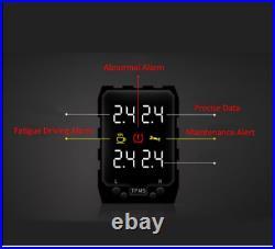 Tyre Pressure Monitoring System For Toyota Prado 10 -17 OBD No Sensors ABS