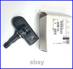 Tyre Pressure Sensor For Citroen C4 C5 C6 C8 Peugeot 307 407 508 607 807 5430T4