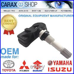 Tyre pressure monitoring system CAR AUTO UNIVERSAL TPMS 4 internal sensors RDKS
