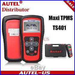 US! Autel MaxiTPMS TS401 TPMS Read Tire Pressure Sensor Decoder Activation Tool