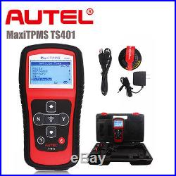 US Autel MaxiTPMS TS401 TPMS Tire Pressure Sensor Diagnostic Reset Tool