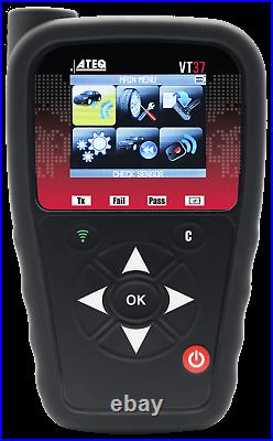 VT37 Universal TPMS Tool, Programming & Reset Tool for Tire Pressure Sensors