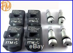 Volkswagen Touareg 2 2007-2014 TPMS Tire Pressure Monitoring Sensors VW