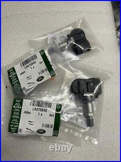 X4 Land Rover New Genuine Tyre Pressure Monitor Sensor TPMS 433mhz LR070840